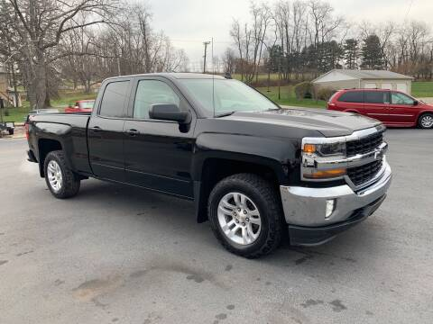 2017 Chevrolet Silverado 1500 for sale at Twin Rocks Auto Sales LLC in Uniontown PA