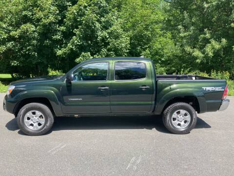 2014 Toyota Tacoma for sale at MICHAEL MOTORS in Farmington ME