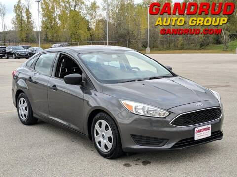2017 Ford Focus for sale at Gandrud Dodge in Green Bay WI