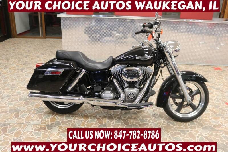 2016 HARLEY - DAVIDSON FLD DYNA SWITCHBACK for sale at Your Choice Autos - Waukegan in Waukegan IL