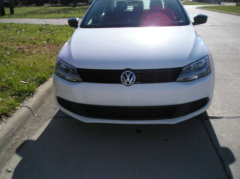 2014 Volkswagen Jetta for sale at ZJ's Custom Auto Inc. in Roseville MI