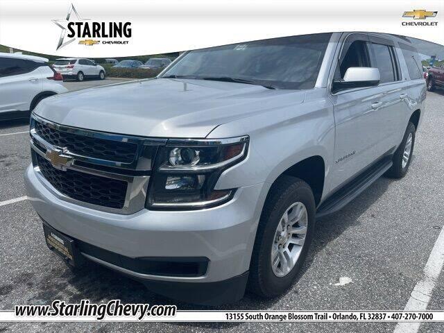 2019 Chevrolet Suburban for sale at Pedro @ Starling Chevrolet in Orlando FL