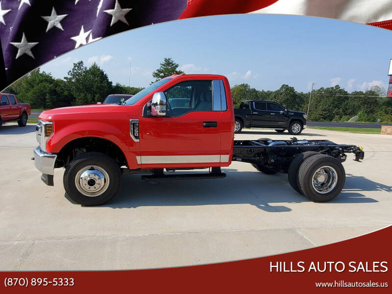2019 Ford F-350 Super Duty for sale at Hills Auto Sales in Salem AR