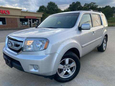 2009 Honda Pilot for sale at Gwinnett Luxury Motors in Buford GA