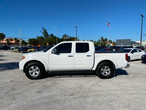 2013 Nissan Frontier for sale at Key West Kia - Wellings Automotive & Suzuki Marine in Marathon FL