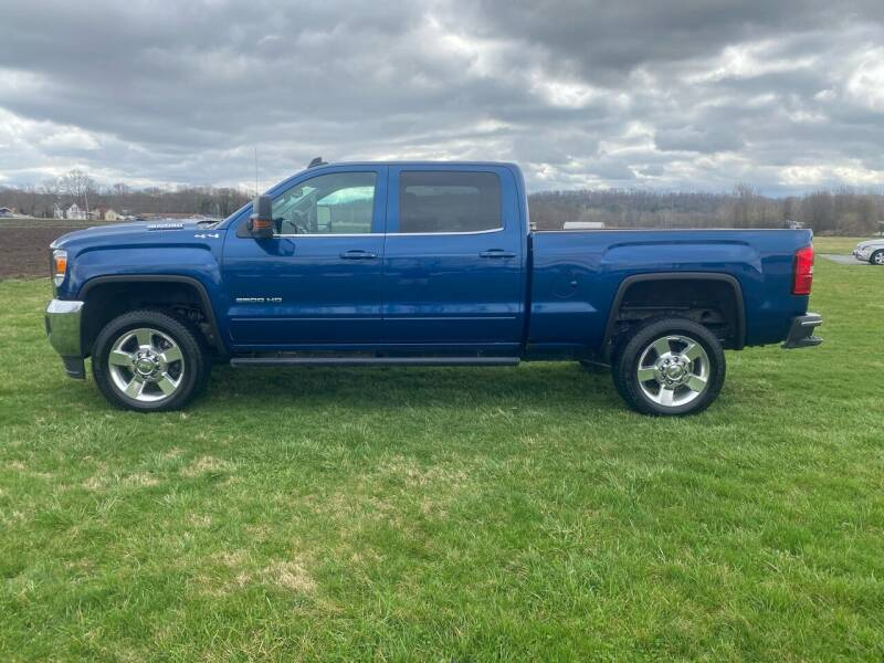2019 GMC Sierra 2500HD for sale at Wendell Greene Motors Inc in Hamilton OH
