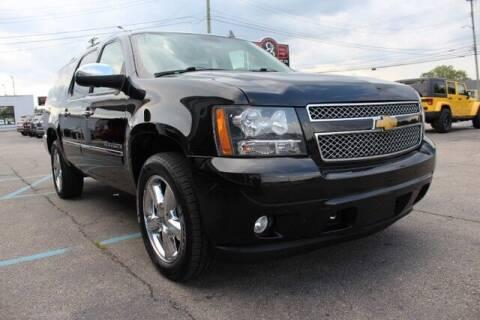 2014 Chevrolet Suburban for sale at B & B Car Co Inc. in Clinton Township MI