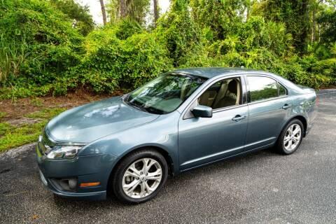 2012 Ford Fusion for sale at Sarasota Car Sales in Sarasota FL