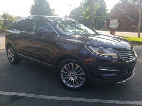 2015 Lincoln MKC for sale at McAdenville Motors in Gastonia NC
