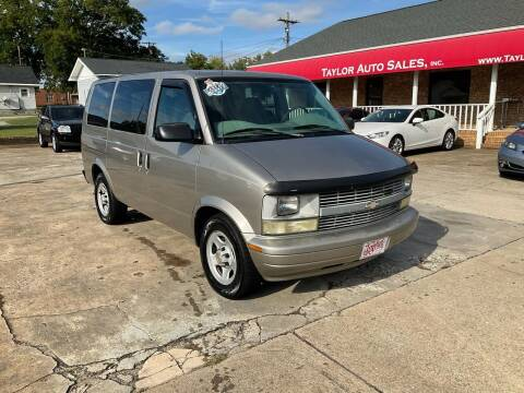 2005 Chevrolet Astro for sale at Taylor Auto Sales Inc in Lyman SC