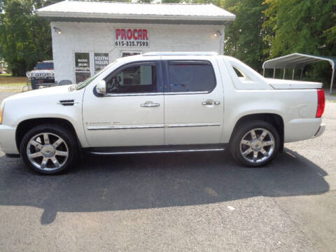 2008 Cadillac Escalade EXT for sale at PROCAR in Portland TN