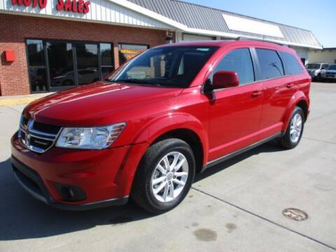 2015 Dodge Journey for sale at Eden's Auto Sales in Valley Center KS