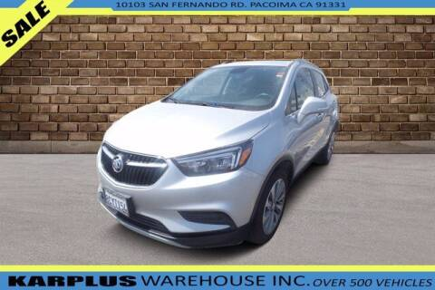 2018 Buick Encore for sale at Karplus Warehouse in Pacoima CA