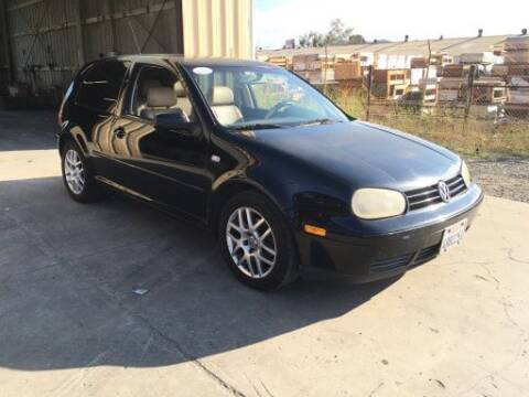 2001 Volkswagen GTI for sale at Auto Land in Bloomington CA