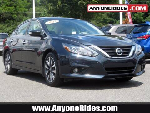 2017 Nissan Altima for sale at ANYONERIDES.COM in Kingsville MD