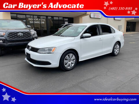 2014 Volkswagen Jetta for sale at Car Buyer's Advocate in Phoenix AZ