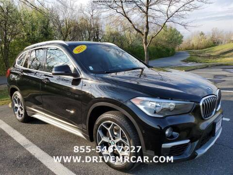 2017 BMW X1 for sale at Mr. Car LLC in Brentwood MD