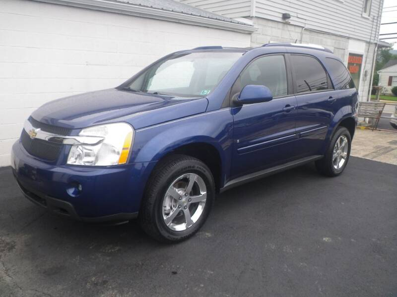 2008 Chevrolet Equinox for sale at VICTORY AUTO in Lewistown PA