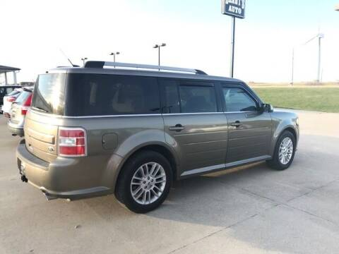 2014 Ford Flex for sale at Lannys Autos in Winterset IA
