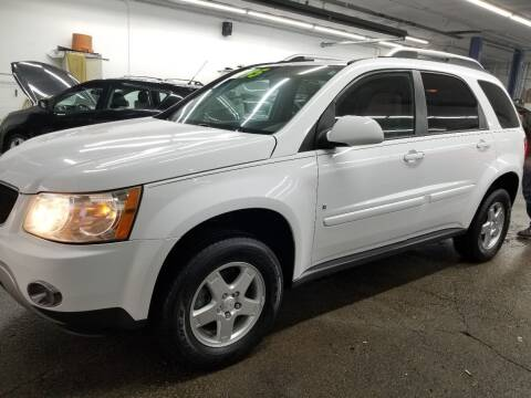 2008 Pontiac Torrent for sale at DALE'S AUTO INC in Mt Clemens MI