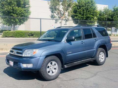 2005 Toyota 4Runner for sale at CARLIFORNIA AUTO WHOLESALE in San Bernardino CA