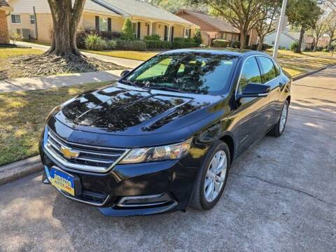 2019 Chevrolet Impala for sale at Amazon Autos in Houston TX