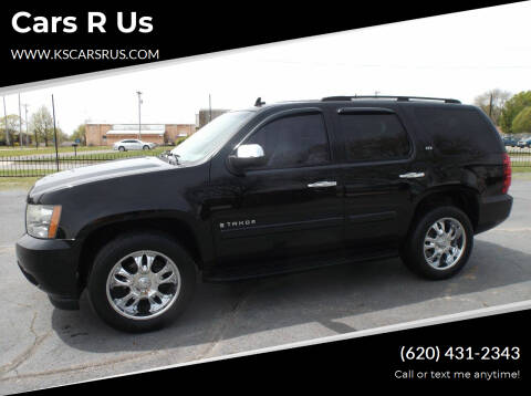 2008 Chevrolet Tahoe for sale at Cars R Us in Chanute KS