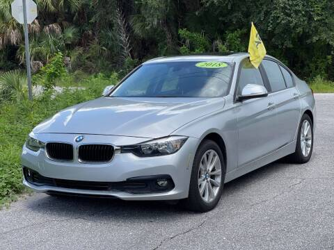 2018 BMW 3 Series for sale at GENESIS AUTO SALES in Port Charlotte FL