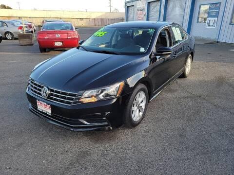 2016 Volkswagen Passat for sale at Primo Auto Sales in Merced CA
