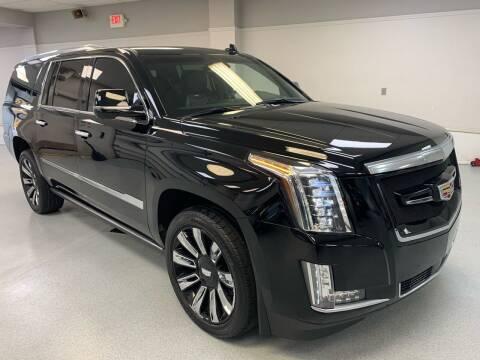 2016 Cadillac Escalade ESV for sale at Towne Auto Sales in Kearny NJ