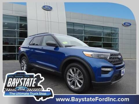2021 Ford Explorer for sale at Baystate Ford in South Easton MA