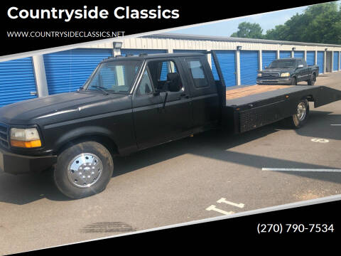 1992 Ford F-350 for sale at Countryside Classics in Russellville KY