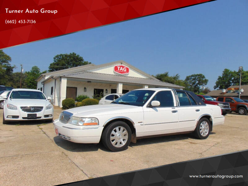 2003 Mercury Grand Marquis for sale at Turner Auto Group in Greenwood MS