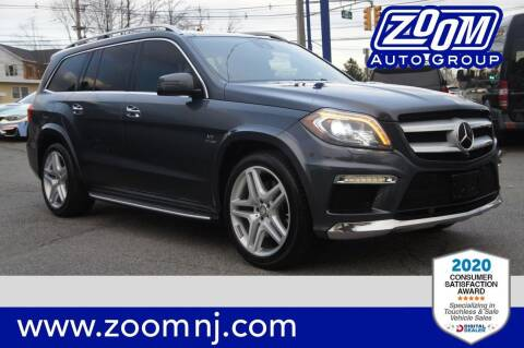 2014 Mercedes-Benz GL-Class for sale at Zoom Auto Group in Parsippany NJ