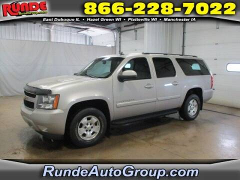 2008 Chevrolet Suburban for sale at Runde Chevrolet in East Dubuque IL