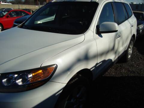2009 Hyundai Santa Fe for sale at Branch Avenue Auto Auction in Clinton MD