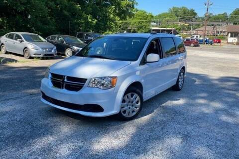 2019 Dodge Grand Caravan for sale at FREDY USED CAR SALES in Houston TX