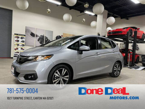 2018 Honda Fit for sale at DONE DEAL MOTORS in Canton MA