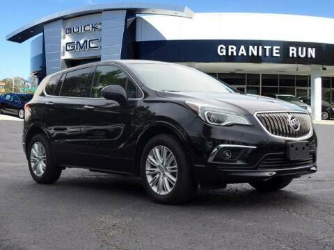 2017 Buick Envision for sale at GRANITE RUN PRE OWNED CAR AND TRUCK OUTLET in Media PA