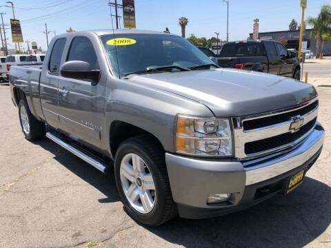 2008 Chevrolet Silverado 1500 for sale at BEST DEAL MOTORS  INC. CARS AND TRUCKS FOR SALE in Sun Valley CA