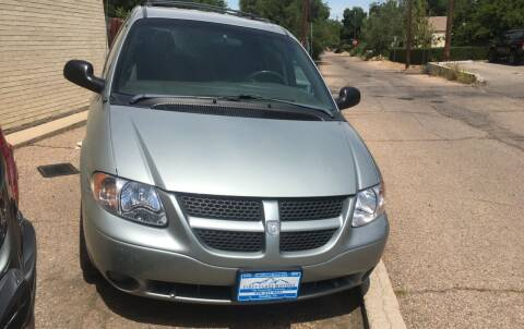 2003 Dodge Grand Caravan for sale at First Class Motors in Greeley CO