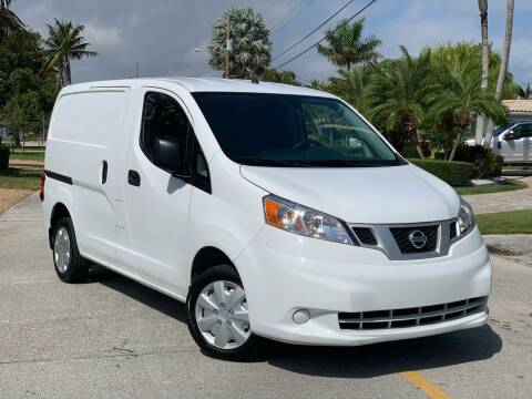 2018 Nissan NV200 for sale at Citywide Auto Group LLC in Pompano Beach FL