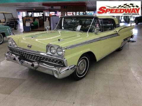 1959 Ford Fairlane for sale at SPEEDWAY AUTO MALL INC in Machesney Park IL