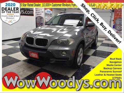 2007 BMW X5 for sale at WOODY'S AUTOMOTIVE GROUP in Chillicothe MO