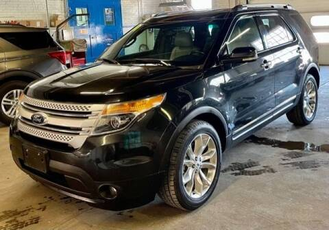 2014 Ford Explorer for sale at Reinecke Motor Co in Schuyler NE
