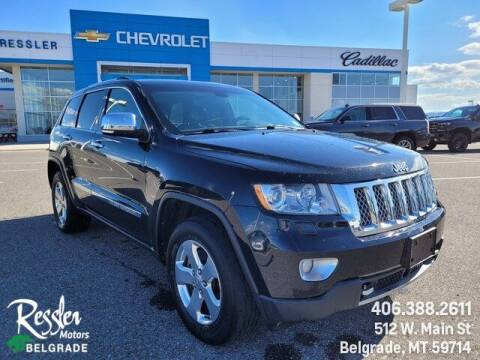 2013 Jeep Grand Cherokee for sale at Danhof Motors in Manhattan MT