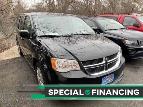 2014 Dodge Grand Caravan for sale at BUY RITE AUTO MALL LLC in Garfield NJ