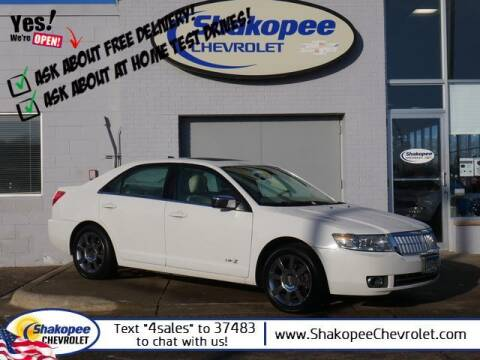 2009 Lincoln MKZ for sale at SHAKOPEE CHEVROLET in Shakopee MN