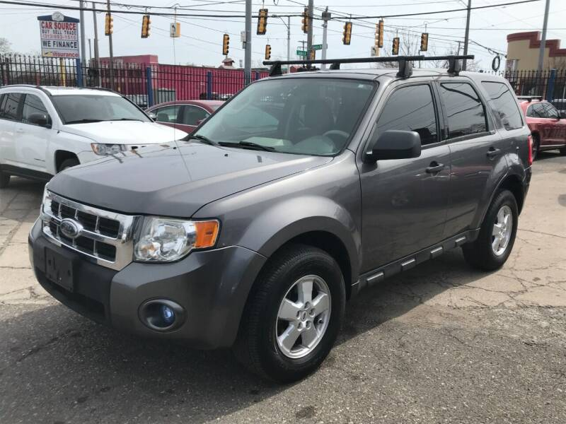 2009 Ford Escape for sale at SKYLINE AUTO in Detroit MI