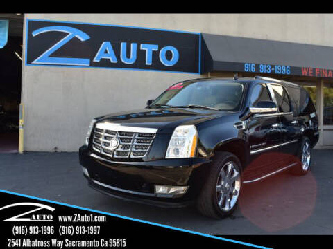 2007 Cadillac Escalade ESV for sale at Z Auto in Sacramento CA
